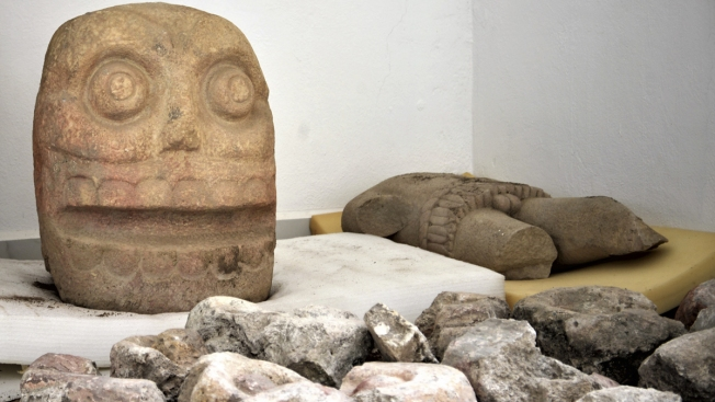 Mexico Finds 'Flayed Lord' Temple; Priests Wore Skins of Dead
