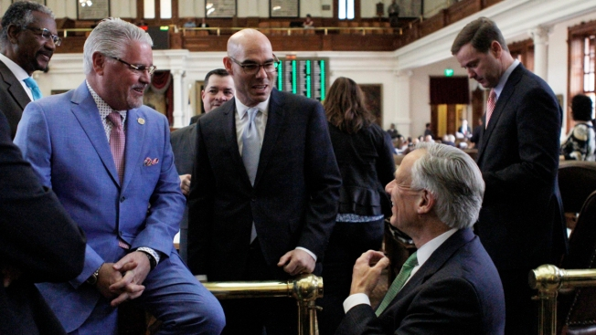 Texas House OKs School Finance Bill, But Tax Fight May Loom