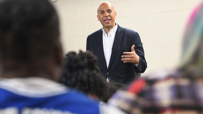 Cory Booker Proposes National License for All Gun Owners