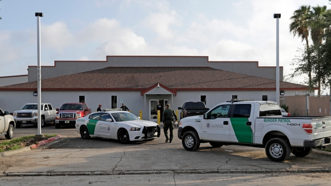 Premature Baby Found in Texas Border Patrol Facility