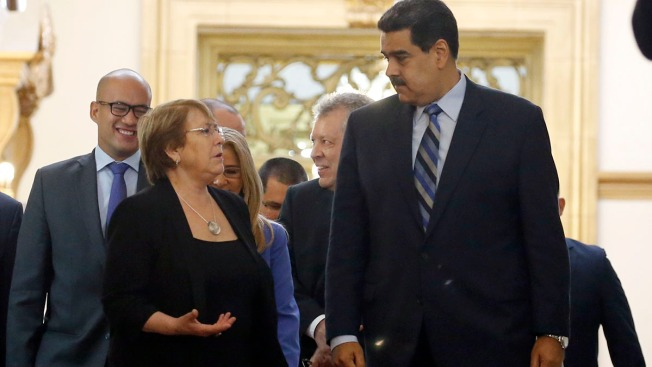 UN: 5,287 Killings in Venezuela Security Operations in 2018