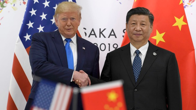 Truce in US-China Trade War as 2 Rivals Seek Breakthrough
