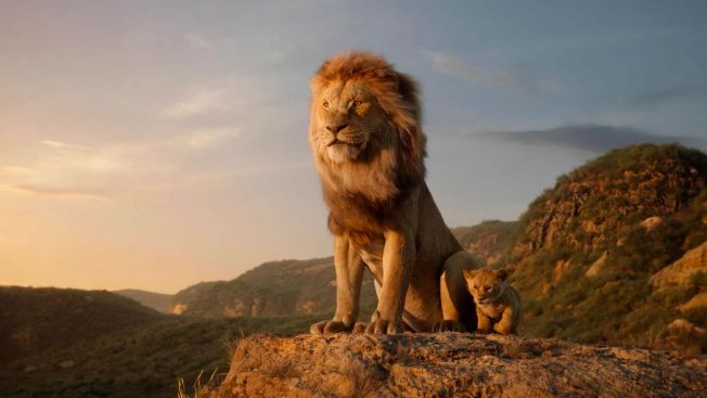 'Lion King' Reigns Above Box Office for Second Week