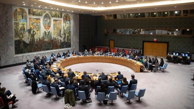 Turkish and Syrian Ambassadors Clash at UN Security Council