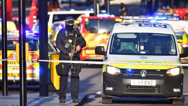 UK Police: Bridge Attacker Had Been Jailed for Terror Crimes