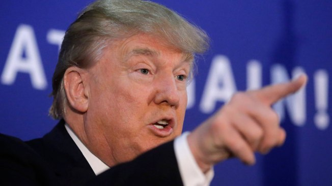 Trump Fires Back After Pro-Kasich Group Goes On Attack