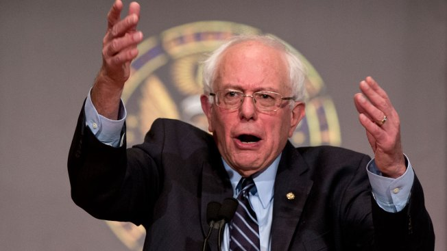 Sanders Reaches New High in Support: Poll