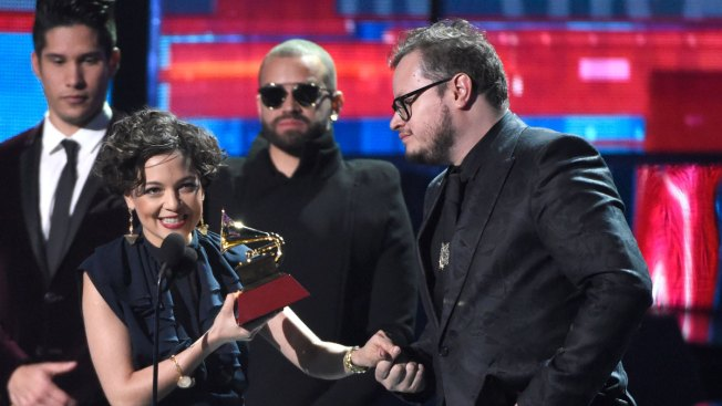 Natalia Lafourcade Wins 4 Latin Grammys, Juan Luis Guerra Takes 3
