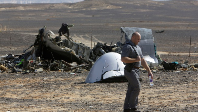 U.S. Officials Say Missile Didn't Down Russian Plane