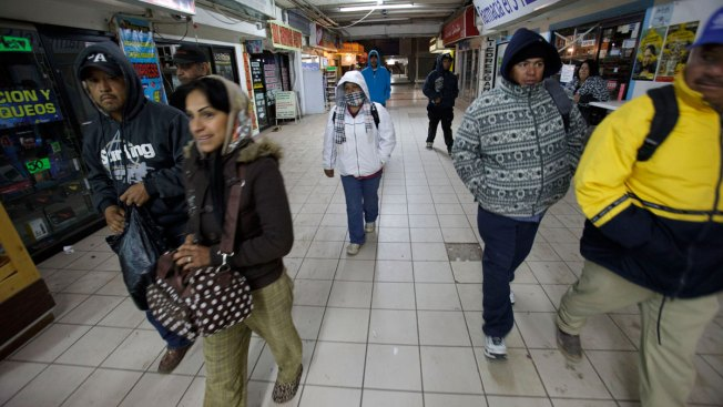 More Mexicans Leaving U.S. Than Coming: Study