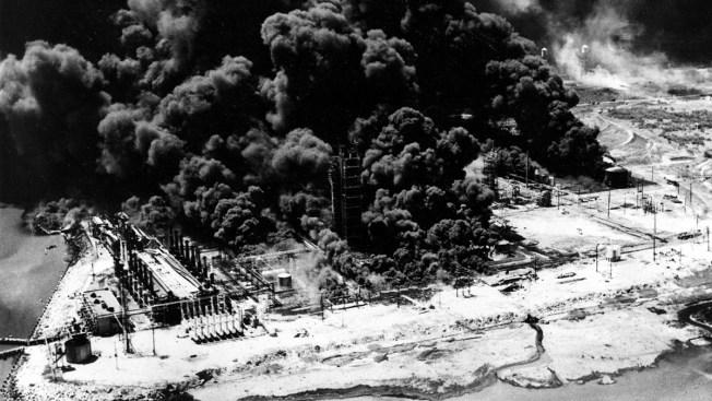 Survivors Remember Deadly 1947 Texas City Industrial Blast