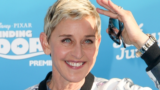 Ellen DeGeneres Shares a Biopic With Dory in 'Finding Nemo' Sequel