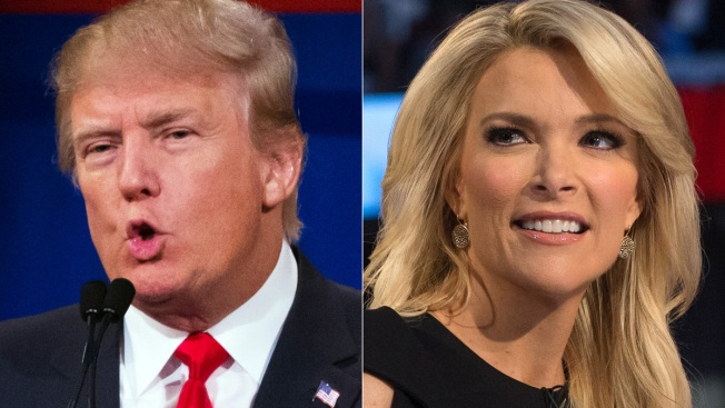 Donald Trump Continues His Twitter Attack on Megyn Kelly