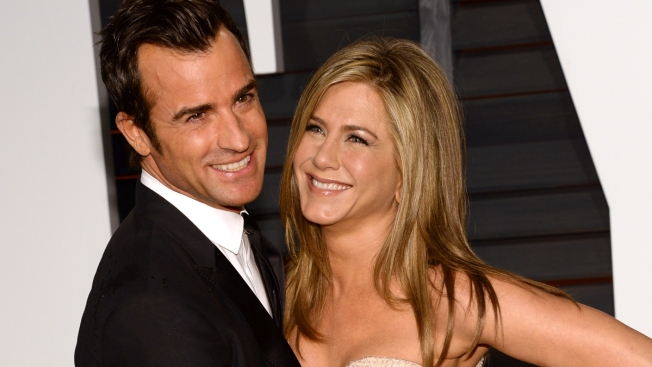 Jennifer Aniston Marries Justin Theroux