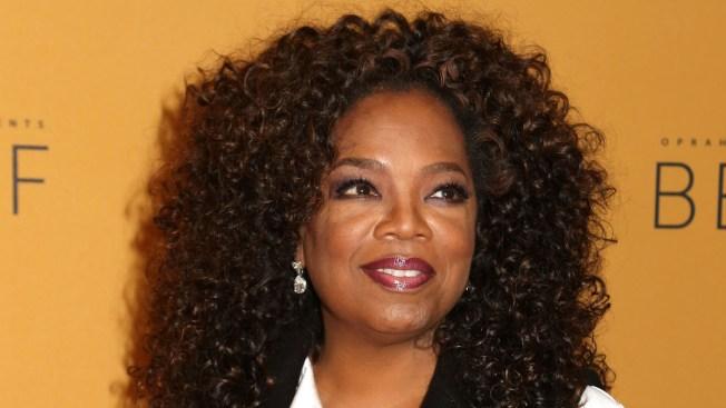 Oprah Winfrey Goes on Diet, Gains Weight Watchers Deal