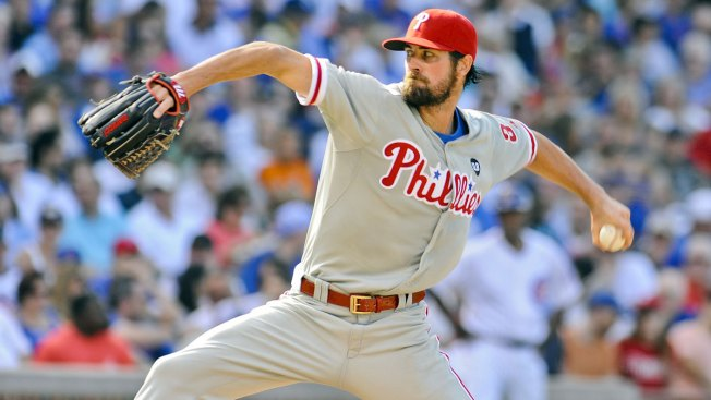 Rangers in Hunt to Acquire Phillies' Hamels