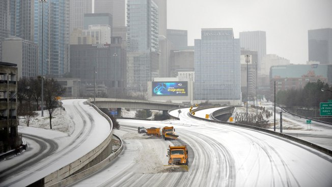 Winter Storm Takes Aim at Super Bowl Host Atlanta, 5 Years After 'Snow Jam'