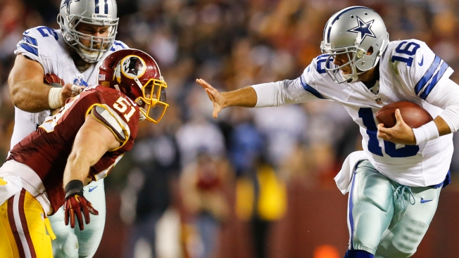 Playoffs-Bound Redskins Considering Resting Starters at Dallas