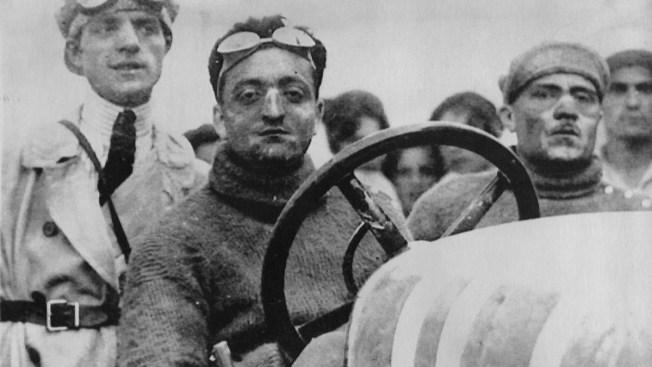 Italian Cops Foil Plot to Steal Enzo Ferrari's Corpse