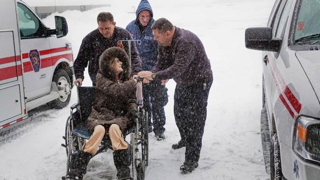 Medics Beat Blizzard to Make Transplant for NY Woman
