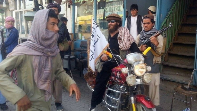 Taliban Watches Clinton, Trump Debate From Secret Afghanistan Location