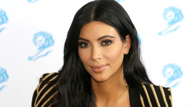 'Soccer Mom' Kim Kardashian Posts Kickin' Baby Pic