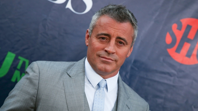 Matt LeBlanc Attends 30-Year High School Reunion