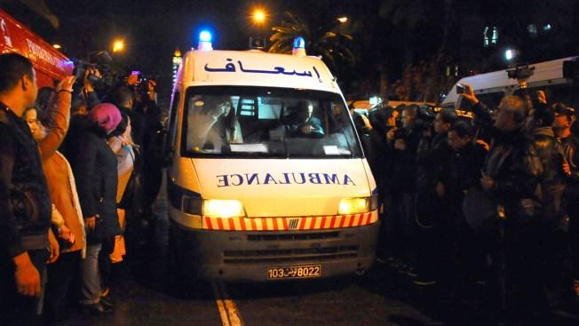 12 Dead in Tunisia Bus Blast, President Vows 'War Against Terrorism'