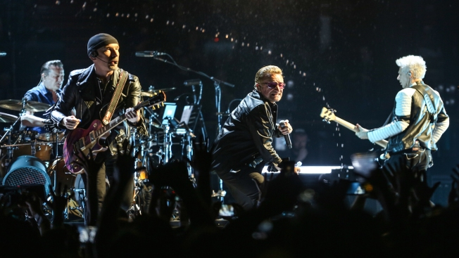 U2 'Shocked' by Deadly Paris Attacks, Cancels Concert