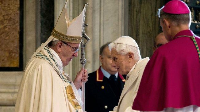 Pope Emeritus Benedict Calls Resignation 'a Duty' in Book