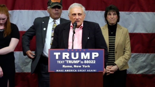 Donald Trump's NY Co-Chair Wishes Death on Obama