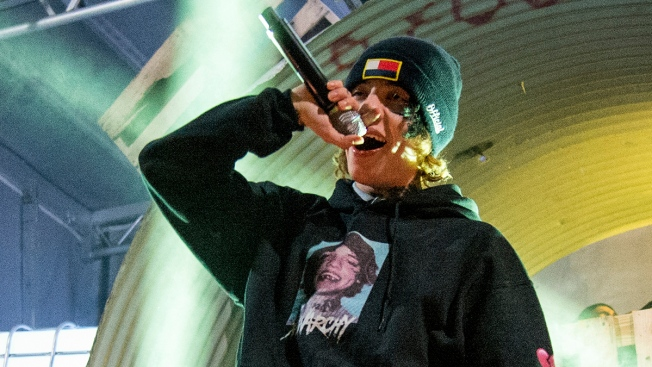 Rapper Lil Xan Hospitalized After Eating 'Too Many Hot Cheetos'