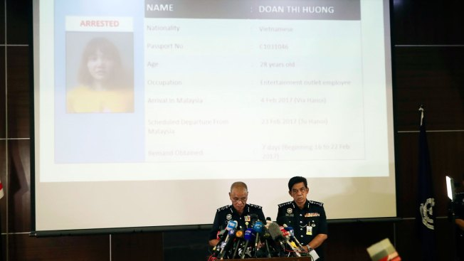 Malaysia Searching for 4 N. Korean Suspects Who Left Country