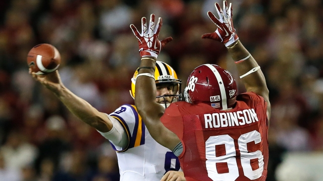 Scouting the NFL Draft: DL A'Shawn Robinson