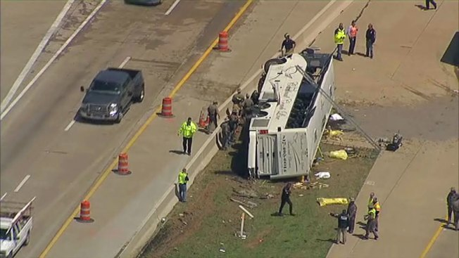 First Lawsuit Filed in Casino Bus Rollover