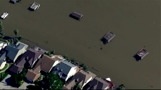 Texas Officials Look to Buyout Homes With High Flood Risk