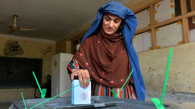 With Vote Over, Afghanistan Faces Possible Political Chaos