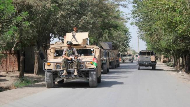 US Envoy Meets Afghanistan's President Over US-Taliban Talks