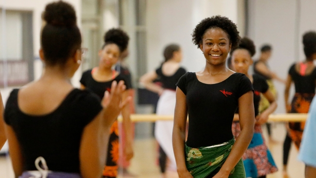 Summer Camp Uses Dance to Teach Students Life Skills