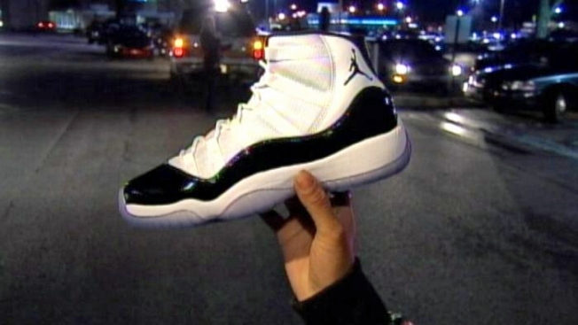 Woman's Face Slashed, Man Beaten and Robbed of Air Jordans