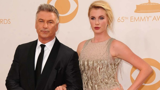 "Ireland Baldwin Defends Alec Baldwin on Twitter: ""Let My Dad Be"""