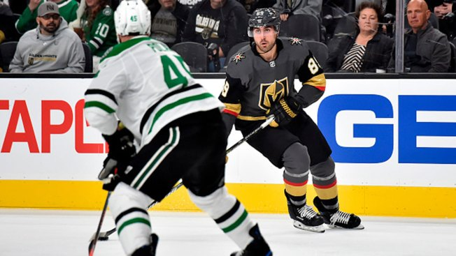 Tuch's Game-Winner Lifts Vegas Past Dallas