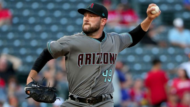 Rookie Young Out Pitches Lynn as Diamondbacks Top Rangers