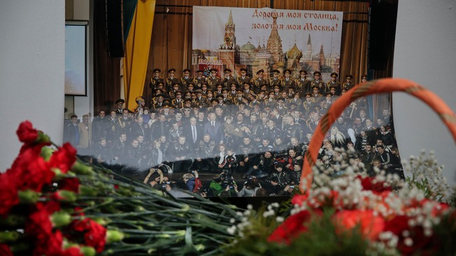 Kremlin's 'Singing Weapon' Among Plane Crash Victims
