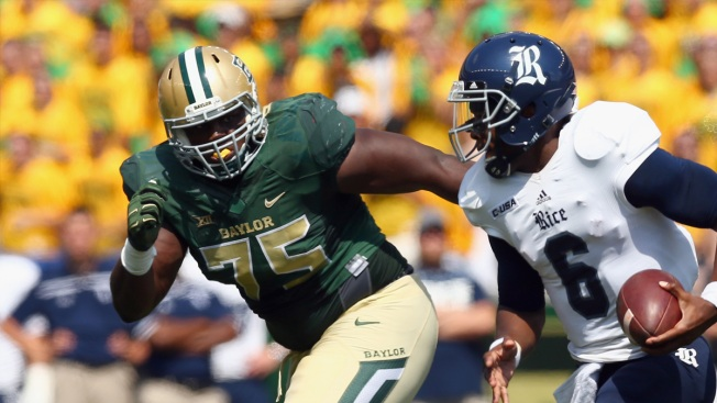 Scouting the NFL Draft: DL Andrew Billings