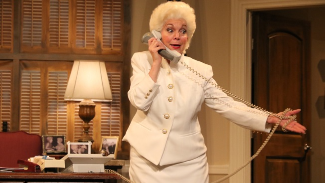 Ann Richards is the Lone Star in Stage West's 'Ann'
