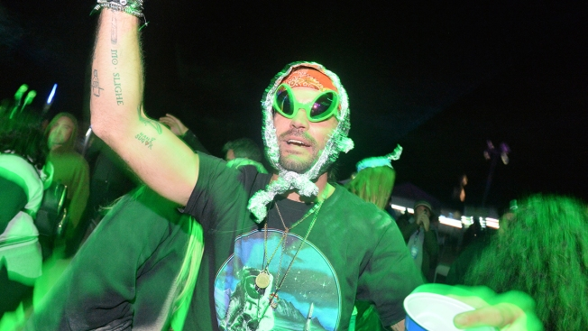 Area 51 Festival Wraps Up in Nevada; Earthlings Head Home