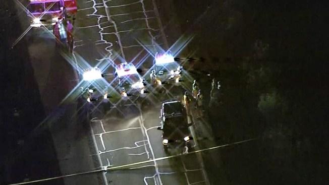Passing Driver Kills Man Attacking Arizona Trooper