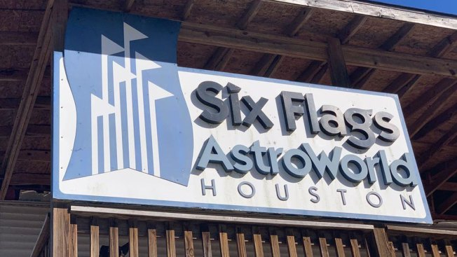 Pieces of Houston's AstroWorld to Go Up for Auction