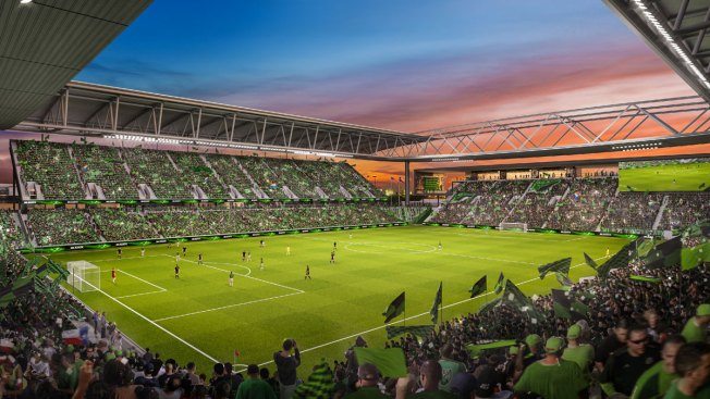 Austin Makes Move for New Stadium to Land MLS' Crew
